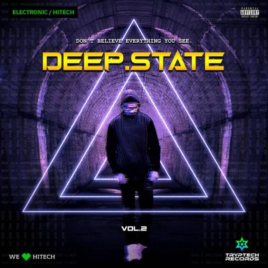 Tryptech Records - .Various - Deep State Vol.2