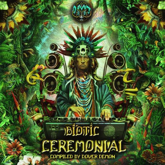 dendro music tribe - .Various - Biotic Ceremonial