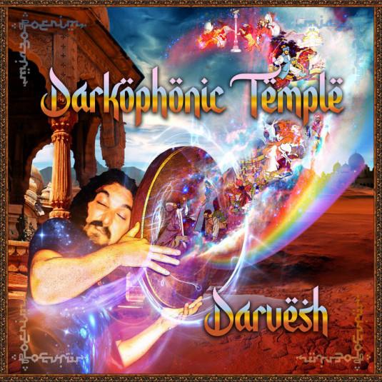Alice-d Records - DARKOPHONIC TEMPLE - Darvesh