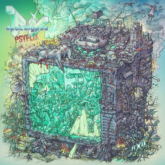Pixan Recordings - APOCALYPSE - Psyflix