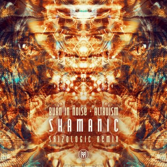 Future Music - BURN IN NOISE, ALTRUISM - Shamanic