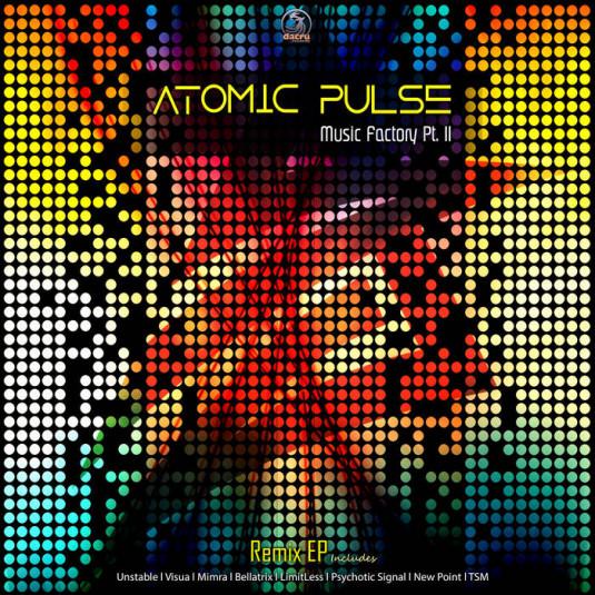 Dacru Records - ATOMIC PULSE - Music Factory Part 2
