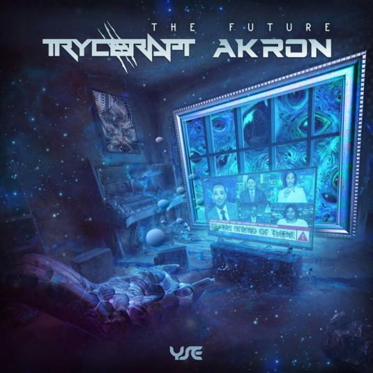 Yellow Sunshine Explosion - AKRON, TRYCERAPT - The Future