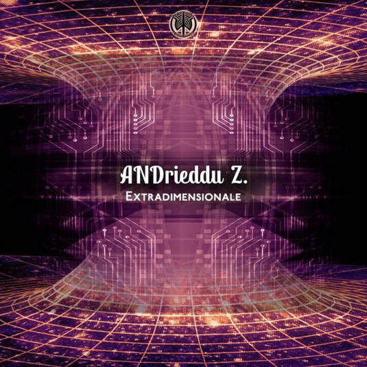 wayside recordings - ANDRIEDDU Z. - Extradimensionale