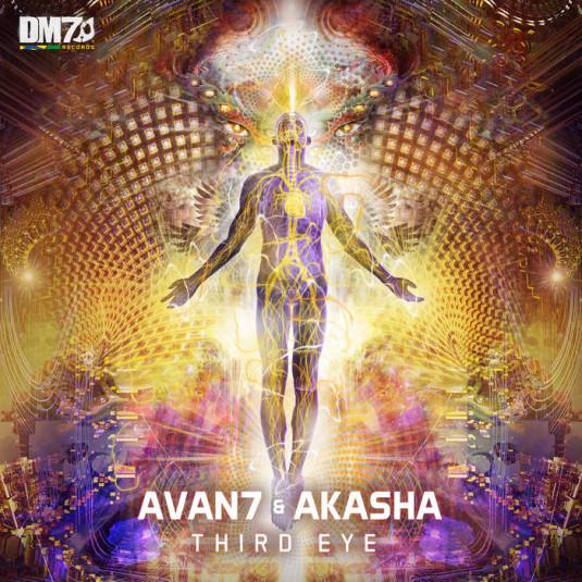 DM7 Records - AVAN7, AKASHA - Third Eye