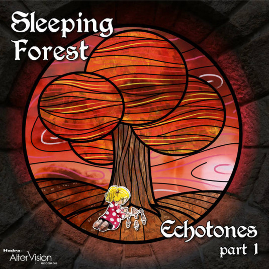 Hadra Records - SLEEPING FOREST - Echotones Part 1