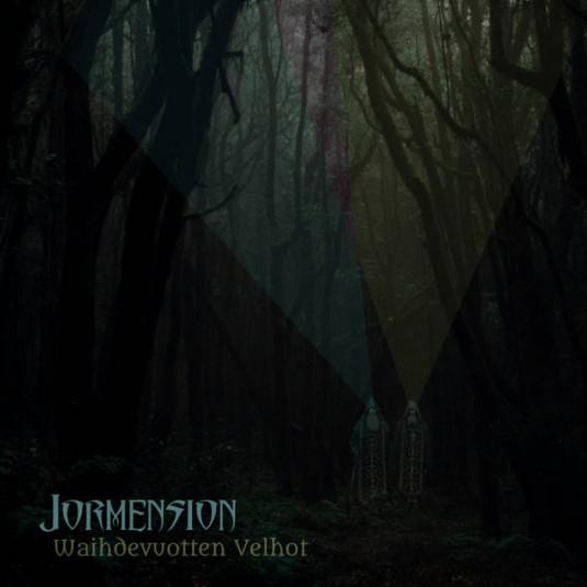 Random Records - JORMENSION - Waihdevuotten Velhot