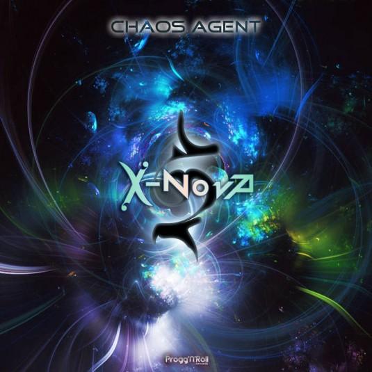 ProggNRoll Records - X-NOVA - Chaos Agent