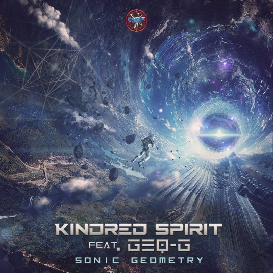 Magma Records - KINDRED SPIRIT, GEO-G - Kindred Spirit feat. Geo-G - Sonic Geometry