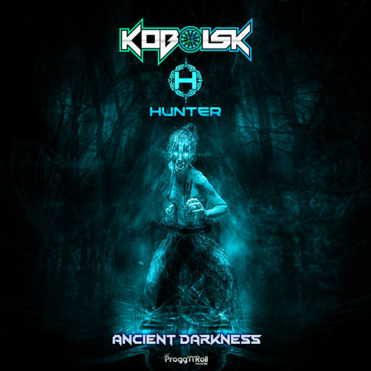 ProggNRoll Records - KOBOLSK, HUNTER - Ancient Darkness