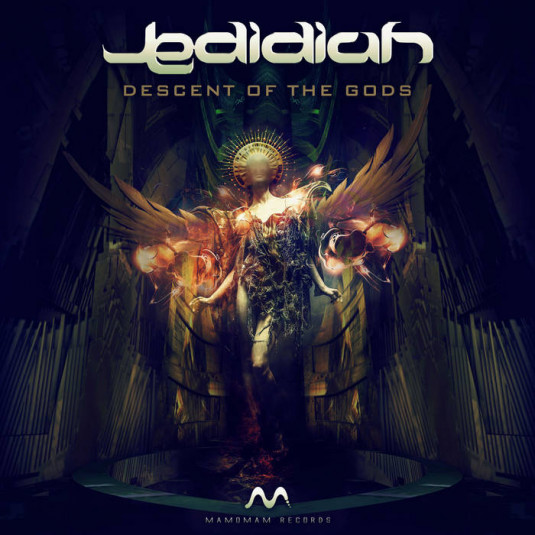 Mamomam Records - JEDIDIAH - Descent Of The Gods