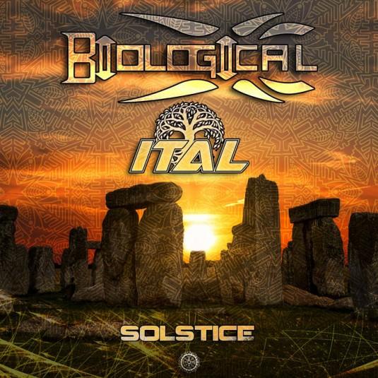 Antu Records - BIOLOGICAL (BR), ITAL - Solstice
