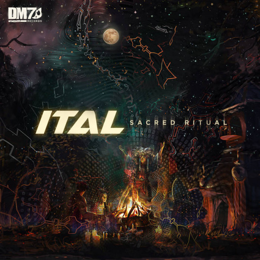 DM7 Records - ITAL - Sacred Ritual