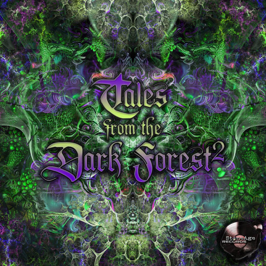 Stone Age Records - .Various - Tales from the dark Forest 2