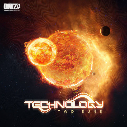 DM7 Records - TECHNOLOGY - Two Suns