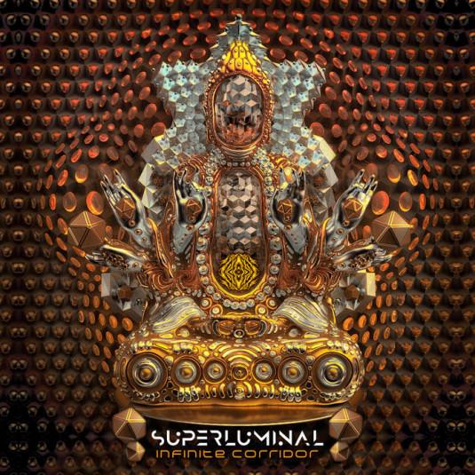 Sangoma Records - SUPERLUMINAL - Infinite Corridor
