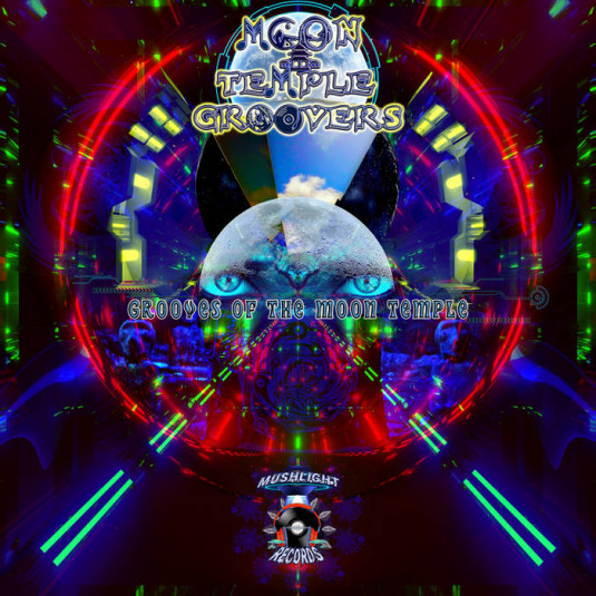 Mushlight Records - MOON TEMPLE GROOVERS - Grooves Of The Moon Temple