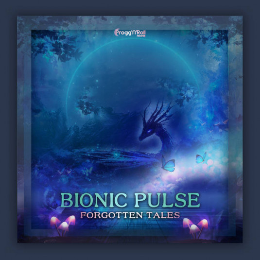 ProggNRoll Records - BIONIC PULSE - Forgotten Tales