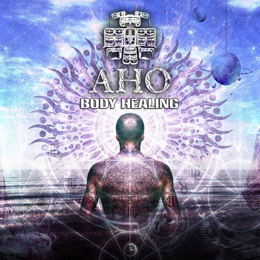 Antu Records - AHO - Body Healing