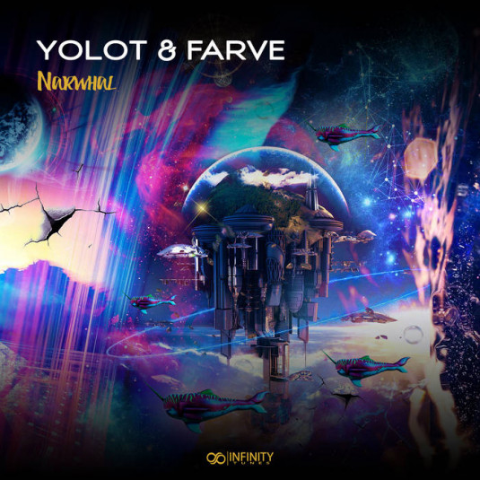 Infinity Tunes Records - YOLOT, FARVE - Narwhal