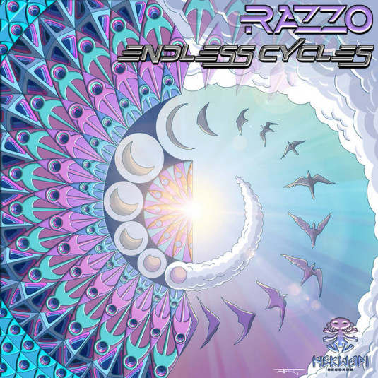 hekwapi records - RAZZO - Endless Cycles