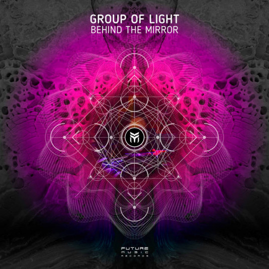 Future Music - GROUP OF LIGHT - Behind the Mirror