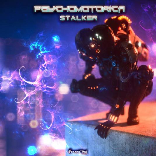 ProggNRoll Records - PSYCHOMOTORICA - Stalker