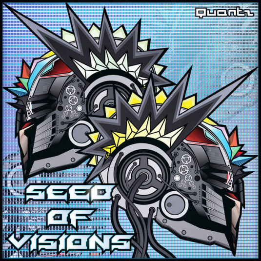 Quantz Records - .Various - Seed of Visions
