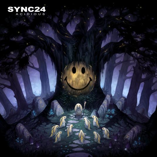 Leftfield Records - SYNC24 - Acidious