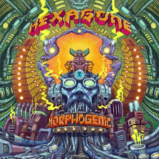 hekwapi records - HEXAGONE - Morphogenic