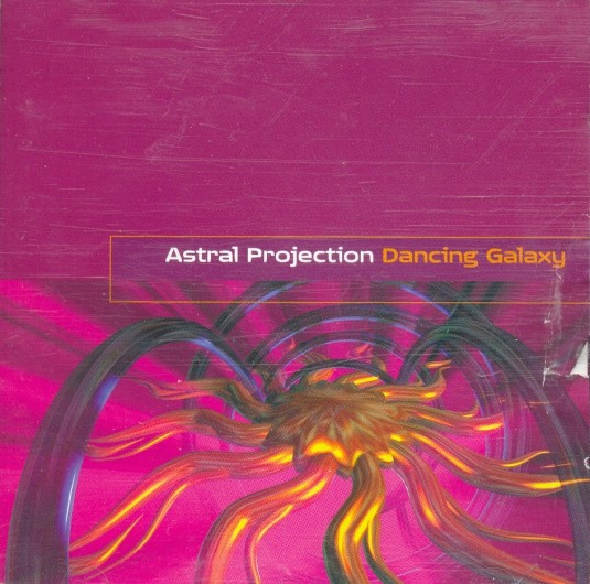 Nova Tekk - ASTRAL PROJECTION - Dancing Galaxy