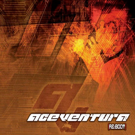 Iboga Records - ACE VENTURA - Re:Boot