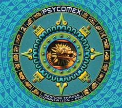 AP Records - .Various - psycomex ep part 2