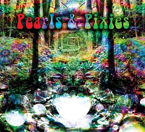 Parvati Records & Phreex Networx - .Various - Pearls & Pixies