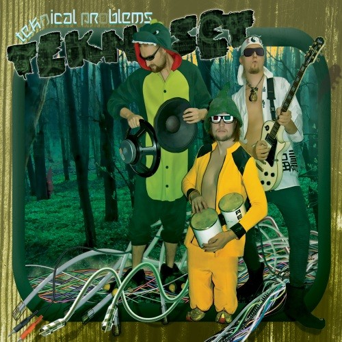 Freakdance Records - TEKNISET - Teknical Problems