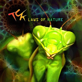 Goa Records - TUK - Laws of nature (Digital EP)