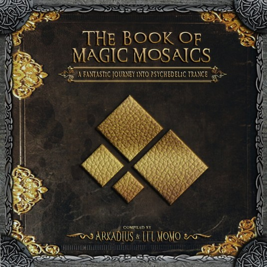 Mosaico Records - .Various - The book of Magic Mosaics