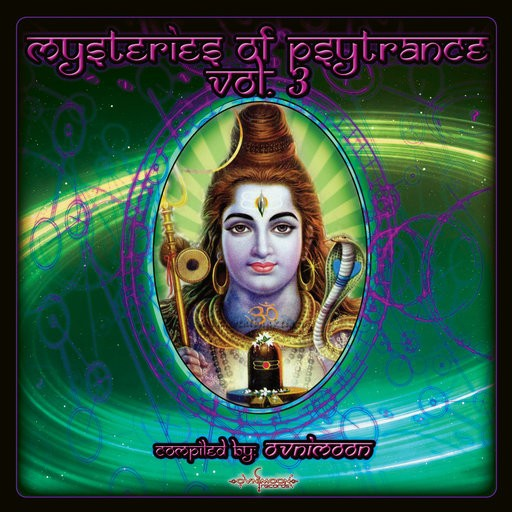 Ovnimoon Records - .Various - Mysteries of Psytrance Vol 3