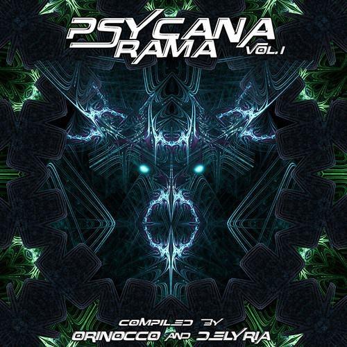 Psycana Records - .Various - Psycana Rama Vol. I