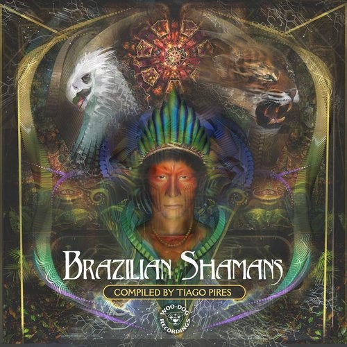 Woo-Dog Records - .Various - Brazilian Shamans