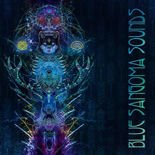 Blue Hour Sounds / Sangoma - .Various - Blue Sangoma Sounds