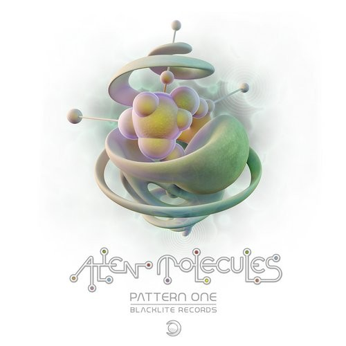 Blacklite Records - .Various - Alien Molecules - Pattern One