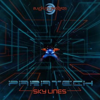 Blacklite Records - PARATECH - Sky lines