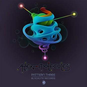 Blacklite Records - .Various - Alien Molecules - Pattern Three