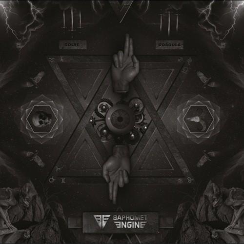 Horrordelic Records - BAPHOMET ENGINE - Solve Coagula