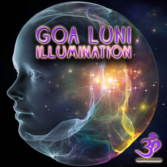 Goa Records - GOA LUNI - Illumination (goaep184)