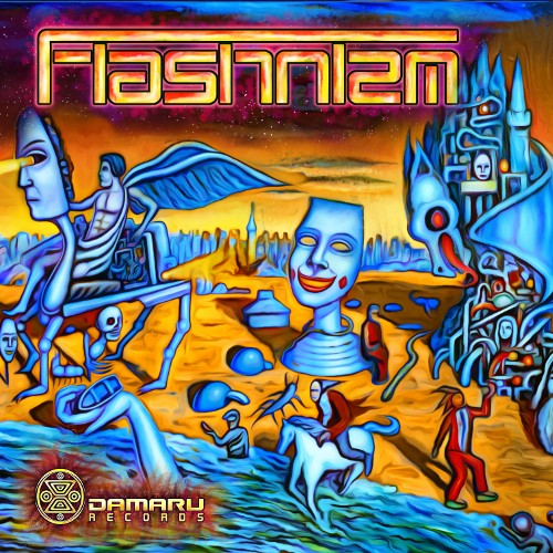 Damaru Records - .Various - Flashnizm