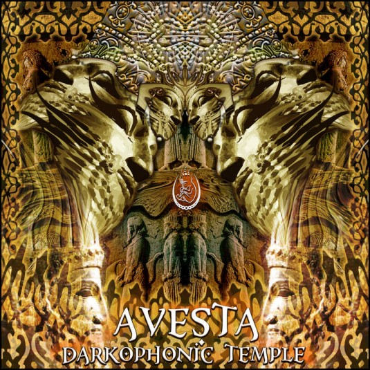 Space Baby Records - DARKOPHONIC TEMPLE - Avesta