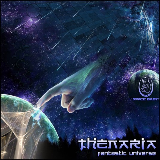 Space Baby Records - THENARIA - Fantastic Universe