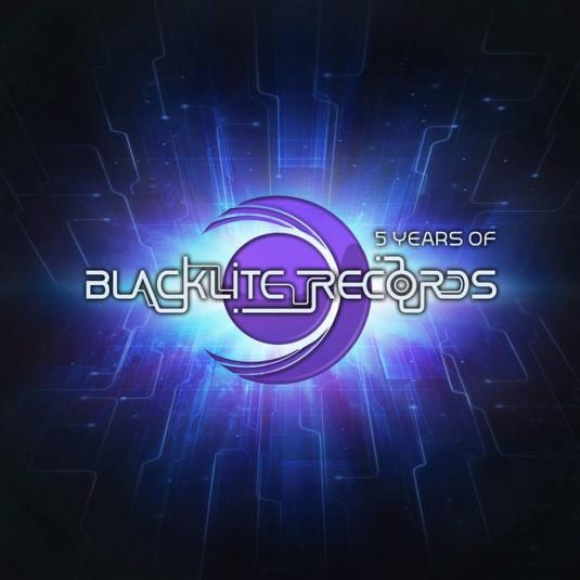 Blacklite Records - .Various - 5 Years of Blacklite Records